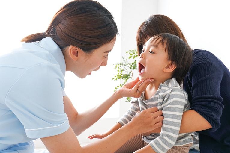 小児矯正やお口や舌のトレーニングも実施