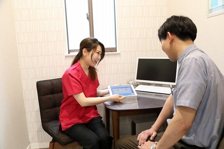 歯周病治療の一環として、生活習慣指導も行う東大阪の歯医者