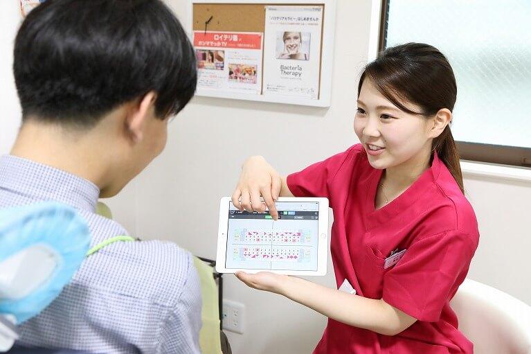 歯石とり・歯のクリーニングなら東大阪のタバタ歯科クリニック